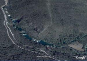 Micos watervallen