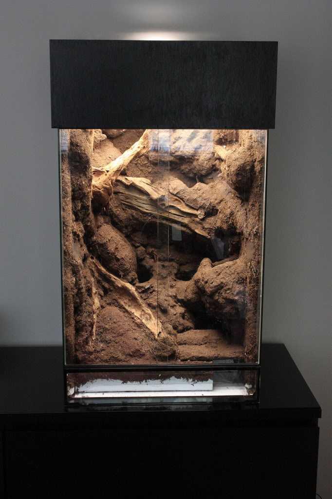Achterwand met elastopur