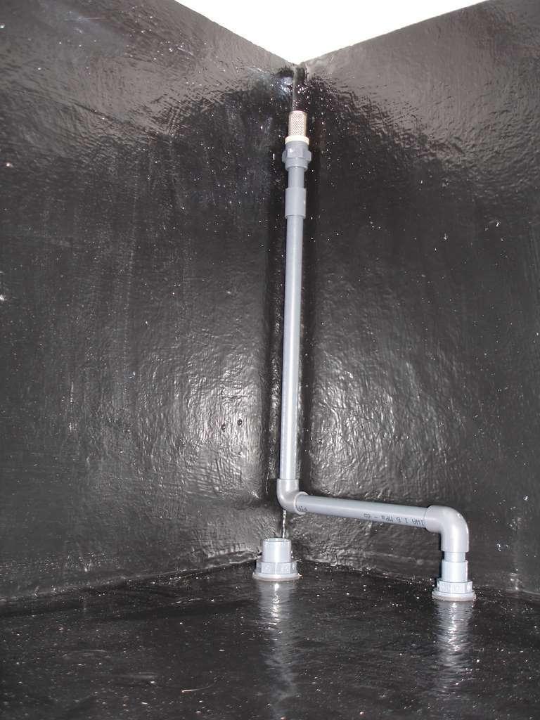 PVC tbv waterverversen