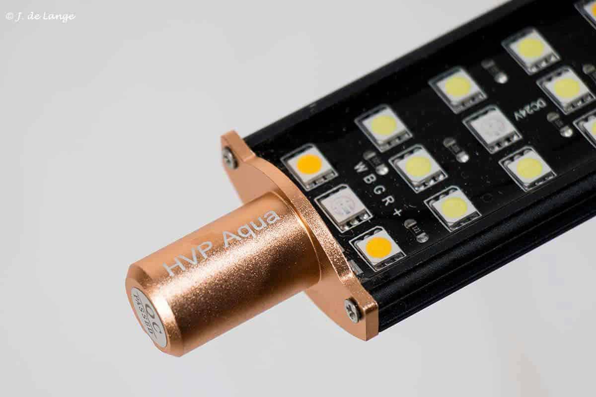 HVP Aqua - Goldline - Aquarium LED verlichting