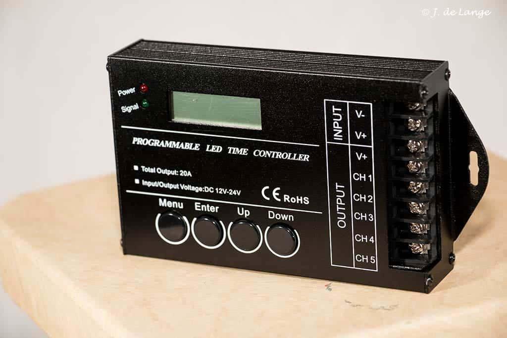 TC420 Aquarium LED Controller