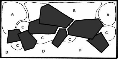 Iwagumi plattegrond
