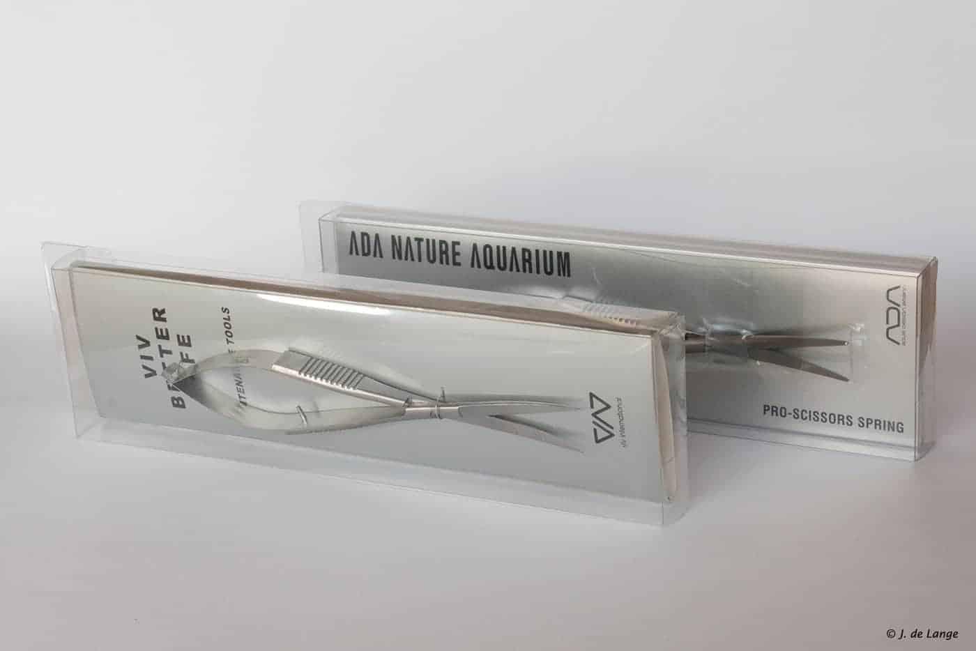 ADA en ViV scharen in de verpakking