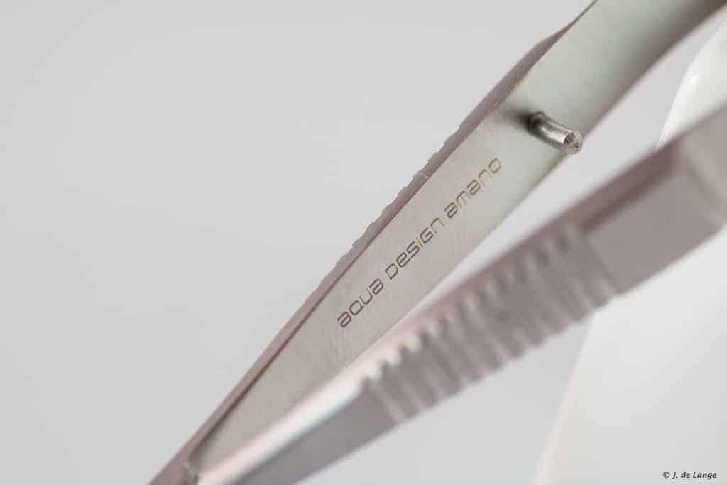 Ada Pro Scissors Spring - Logo en stop