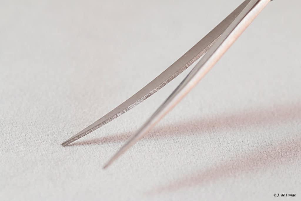 ViV Spring Scissors Curve - Blad van de schaar