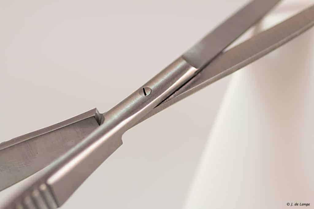 ViV Spring Scissors Curve - Schroef