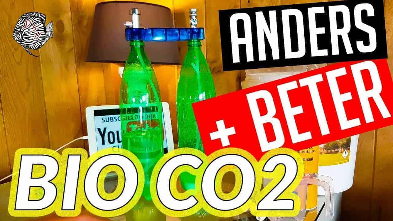 BIO CO2 maar dan anders en beter
