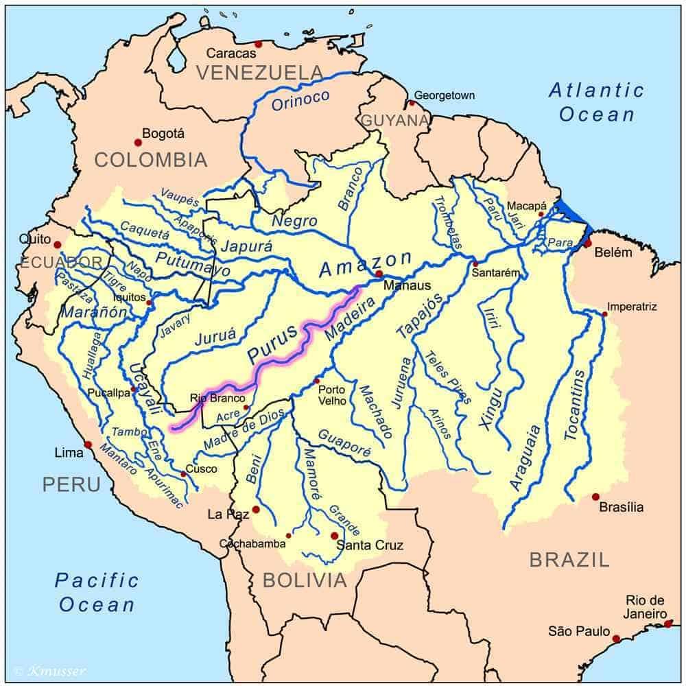 Rio Purús