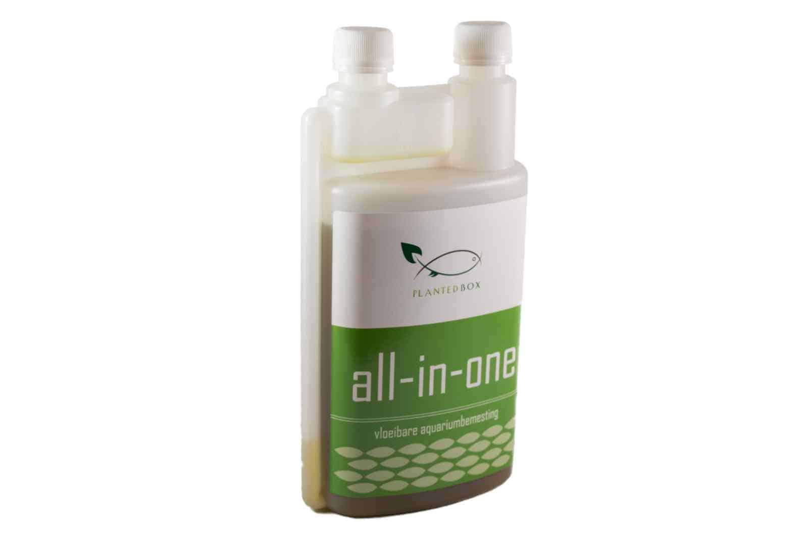 All-in-One plantenvoeding Fles